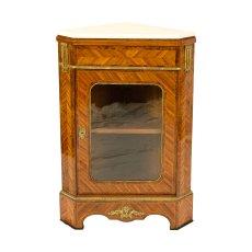 Eckschrank - Palisander - Louis XVI Stil  - Antik - Möbel - Antiquitäten