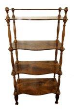 Etagere - Buche - Historismus  - Antik - Möbel - Antiquitäten