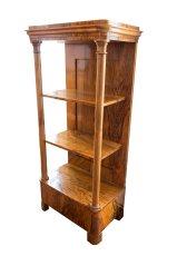 Etagere - Nussbaum - Biedermeier  - Antik - Möbel - Antiquitäten