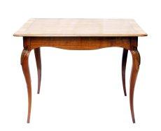 Tischchen - Kirschbaum - Jugendstil  - Antik - Möbel - Antiquitäten