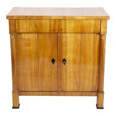 Halbschrank - Kirschbaum - Biedermeier  - Antik - Möbel - Antiquitäten