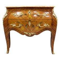 Kommode  - Palisander - Louis XV Stil  - Antik - Möbel - Antiquitäten