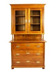 Buffet - Kirschbaum - Jugendstil  - Antik - Möbel - Antiquitäten