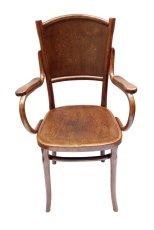 Armlehnstuhl - Buche - Jugendstil  - Antik - Möbel - Antiquitäten