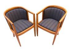 Paar Bergeren - Kirschbaum - Jugendstil  - Antik - Möbel - Antiquitäten