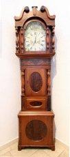 Standuhr - Mahagoni - Victorianisch  - Antik - Möbel - Antiquitäten