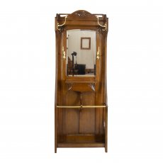 Truhe - Kirschbaum - Biedermeier  - Antik - Möbel - Antiquitäten